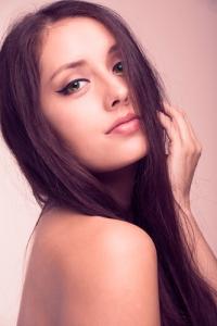 Esmeralda beauty shoot tilburg
